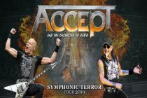 Symphonic Terror Tour with the Orchestra Of Death