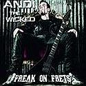 Andi The Wicked - Freak On Frets