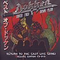 Dokken - Return To The East Live 2016