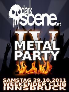 Darkscene - Darkscene Metal Party Volume 4!!!