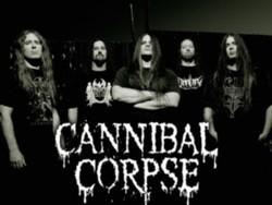 Cannibal Corpse - Als Co-Headliner der FULL OF HATE Tour 2012 bestätigt!