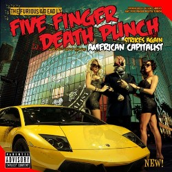 Five Finger Death Punch - Neue Songs von