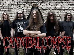 Cannibal Corpse - Neues Video aus dem Studio online!