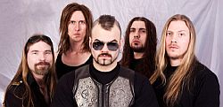 Sabaton - Stellen Message-Trailer zum Line-Up Wechsel.