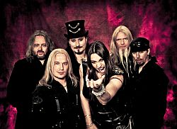 Nightwish - Neues Line-Up und fetter live Trailer.