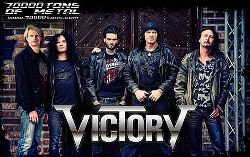 Victory - Sind beim 70000 Tons of Metal dabei!