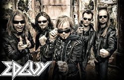 Edguy - Dates mit Unisonic, Masterplan und Freedom Call.