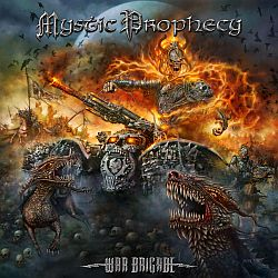 Mystic Prophecy - Knackiger