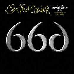 Six Feet Under - Streamen Judas Priest Cover 'Never Satisfied'