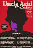 Uncle Acid And The Deadbeats - Eurodates inklusive Innsbruck-Gig