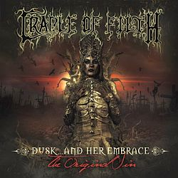 Cradle Of Filth - Neues Material aus der Blütezeit. Video online!