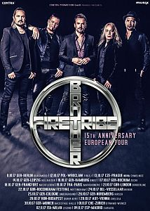 Brother Firetribe - Europa-Tourdates der AOR/Melodic Rock Könner.