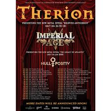 Therion - Neues Dreifachalbum plus Tournee