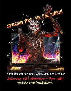 Iron Maiden - Streamen