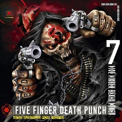 "Five Finger Death Punch - Erster Song von ""And Justice For None"""