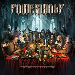 Powerwolf - Details zum Coveralbum
