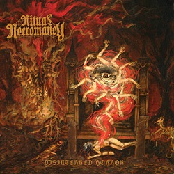 "Ritual Necromancy - Streamen ""Disinterred Horror"" Album"