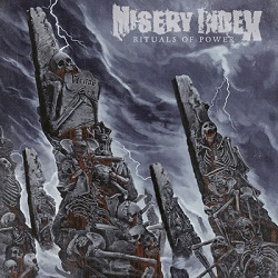 "Misery Index - Erster Song vom ""Rituals Of Power""-Album"