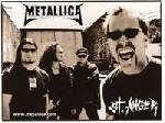 Metallica - Labelwechsel