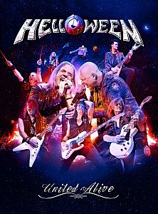 Helloween - Live-Video als Appetizer zum fetten Package
