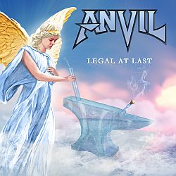 Anvil - Neues Album der Kanadier
