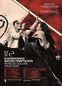 Within Temptation - Im April mit Evanescence auf Tour