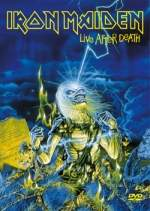 Iron Maiden - Live After Death - DVD