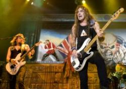 Iron Maiden - Tour-Report auf Fox-News