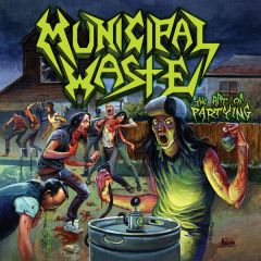 Municipal Waste - Neues Video der Thrasher online.