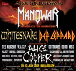 Manowar - Preview eines neuen Songs online!