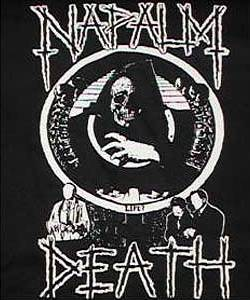 Napalm Death - Entern das Studio!!!