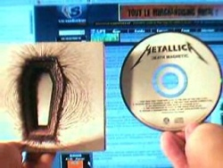 Metallica - Death Magnetic Leak?!?