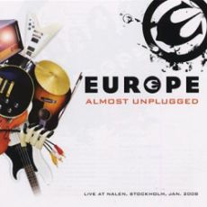 Europe - Unplugged Live Album der Rockstars.