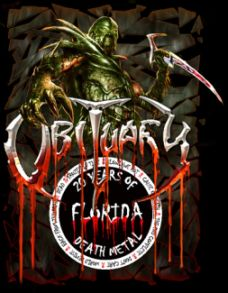 Obituary - Death Metal Megapackage live in Österreich.