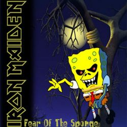 Iron Maiden - SpongeBob Coverarts vom Feinsten.