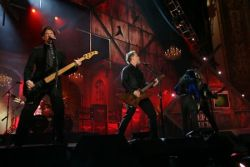 Metallica - Videos zur Rock And Roll Hall Of Fame Show.