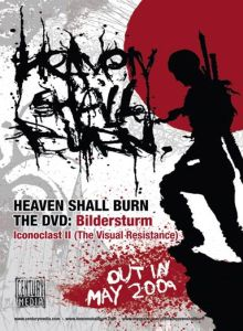 Heaven Shall Burn - Neues Video online.