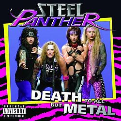 Steel Panther - Debüt-Video der Metal-Clowns