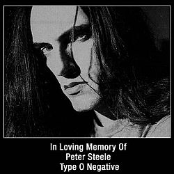 Type O Negative - PETER STEELE IST TOT!