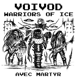 Voivod - Neues Live Album