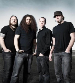 Coheed And Cambria - Bassist verhaftet