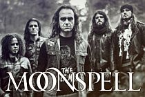 Moonspell - Darkscene presents: Moonspell live im Weekender.