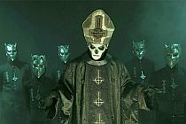 Preview: Ghost live im Gasometer Wien