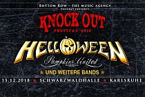 Knock Out Festival 2018 Karlsruhe mit #Helloween#