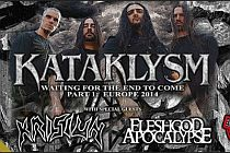 Darkscene - Darkscene presents: Kataklysm Verlosung.